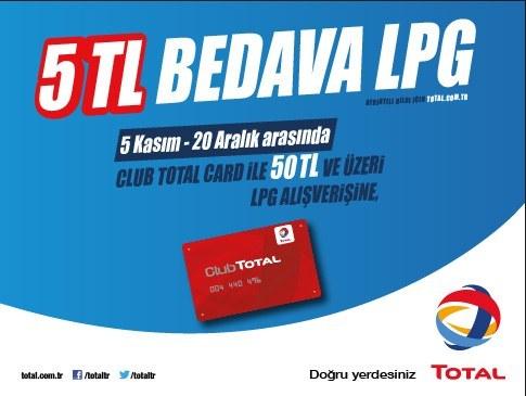 CLUB TOTAL CARD KAZANDIRMAYA DEVAM EDİYOR!